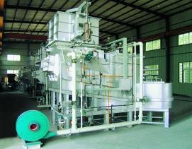 连续式铝合金熔解兼保持炉(SMK型)