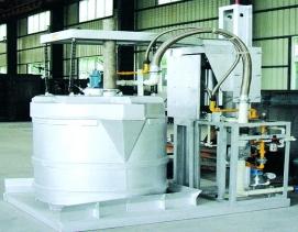 铝水转运包加热装置(SLH型)