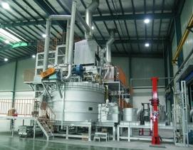 蓄热型连续式铝合金溶解炉(SRM型)