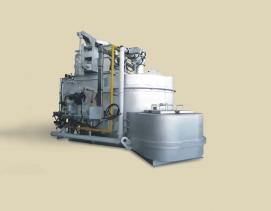连续式铝合金熔解兼保持炉(SMK-F型)